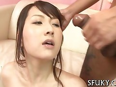 blowjob hardcore sucking asian group japanese squirting vibrator