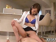 babe blowjob hardcore asian hairy handjob japanese riding