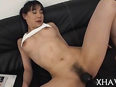 blowjob hardcore shaved asian busty dildo hairy japanese toy vibrator
