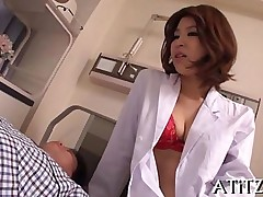 big tits blowjob hardcore sucking asian doctor hospital japanese wanking