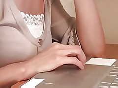 fragile spouse hires masseuse wife asian cuckold japanese