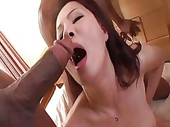 greedy wench wife needs swarthy misato shiraishi packmans asian interracial
