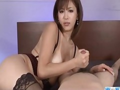 serious pov irrumation scenes superb nbsp mai kuroki stockings sex