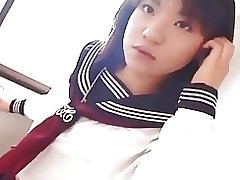 alluring japanese schoolgirl cumfaced uncensored eastern