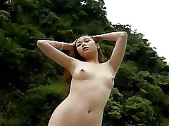 taiwan model show 32 asian chinese public nudity