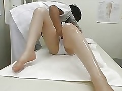 foot massage scene censored asian japanese