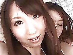 japanesecute woman coulpe lesbian