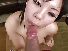 gorgeous cocksucking charming japanese girl 1080p lovely beautiful blowjob asian