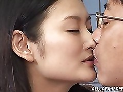 insatiable oriental milf risa murakami moist male female percussion amateur