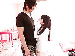 yumeno aika hardcore smokin obtains vulgar facial asian japanese doggy