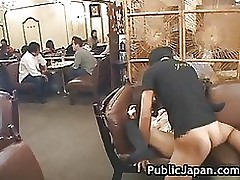 perspired japanese hottie acquires heavy public part4 publicjapan publicsexjapan asian