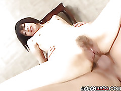 hug won´t miki uehara happy massive astonishingly kissing pussy licking
