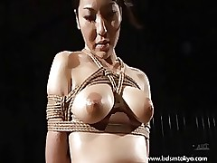 wooden subjugation tit soreness japanese bond lass asian bdsm sex