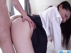 brown hair miyuki owned naughty scenes stockings sex pussy sexy