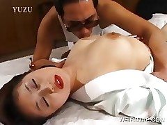 japanese chicito benefits bawdy cleft licked asian fetish group sex