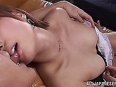 rika hoshimi group fucked doing copulation munch blowjob bukkake hardcore