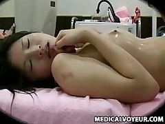 spycam reluctant model massage fucking action homemade