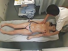 spycam health spa massage fucking action part asian hidden cams