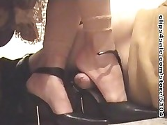 chinese heeljob part eastern heels