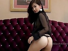 chinese web camera eastern raven model modeling boobs erotic dancing