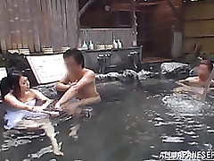 oriental case biggest marangos enjoys outdoor fucking action blowjob hardcore